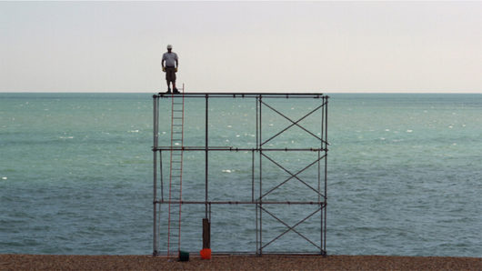 Mark Wallinger, Construction Site, 2012