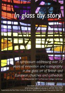 flyer_in glass thy story